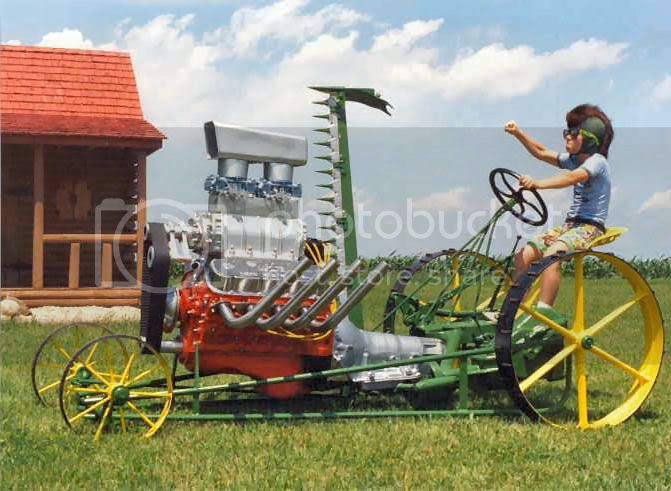 Hot Rod Tractor photo BigBlockLawnMower.jpg