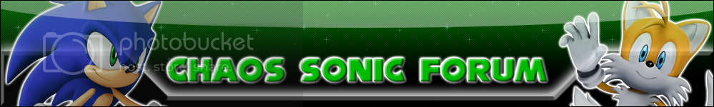 Chaos Sonic Forum