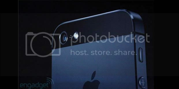 0046344620X310 iPhone 5 with 4 inch screen finally officially launched
