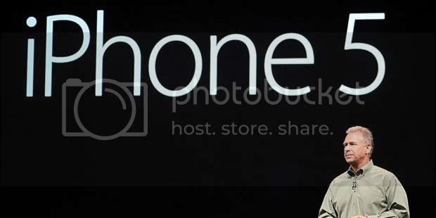 0125073620X310 iPhone 5 with 4 inch screen finally officially launched