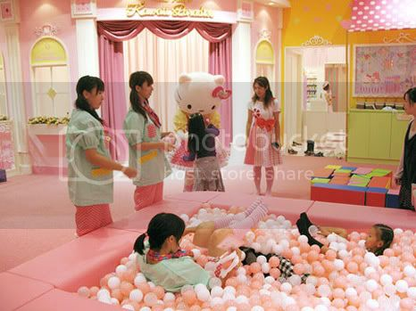 Hello Kitty Kawaii Paradise: Theme Park for Hello Kitty lovers