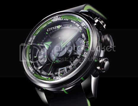 Citizen Eco-Drive SATELLITE WAVE: Watch That synchronization with satellite