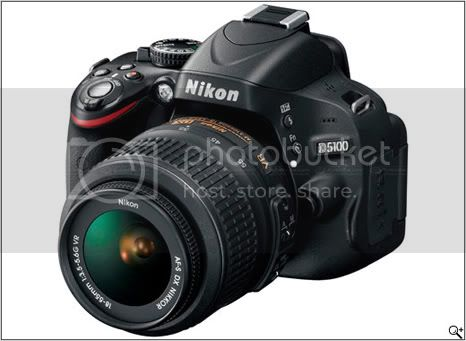 Nikon D5100: Successor Nikon D3100 coming with ME-1 external microphone and Effect Mode