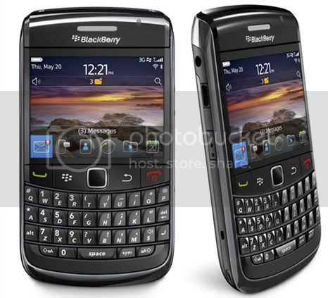 BlackBerry Bold 9780 officially launched this November