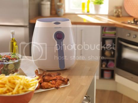 philips airfryer 2 Philips Airfryer: cooking or frying without cooking oil