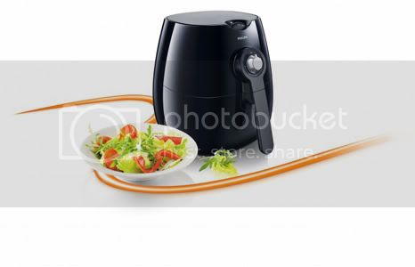 philips airfryer 3 Philips Airfryer: cooking or frying without cooking oil