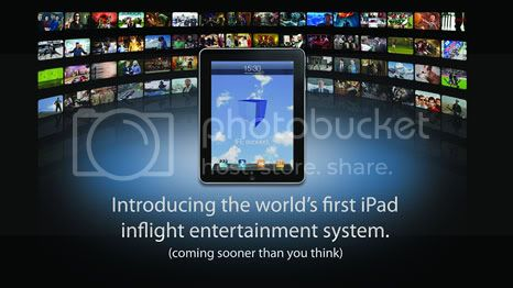 Bluebox Ai: iPad will be the entertainment media in an airplane