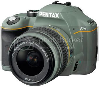 main mid 13 Pentax K2000 Green Camo Special Edition