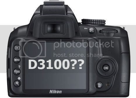 nikon d3100 Nikon D3100: the new version of D3000 with Full HD video features
