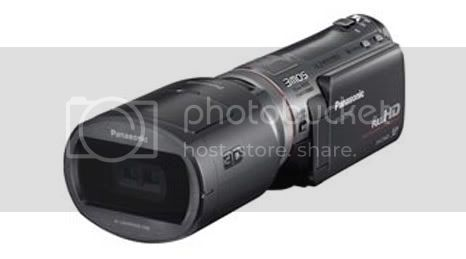 Panasonic HDC-SDT750: 3D camcorder