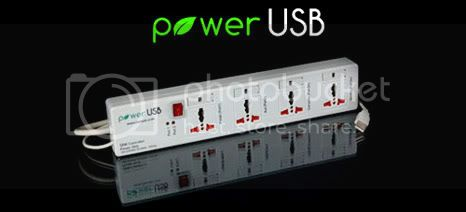 PowerUSB: Power strip that can be controlled via computer
