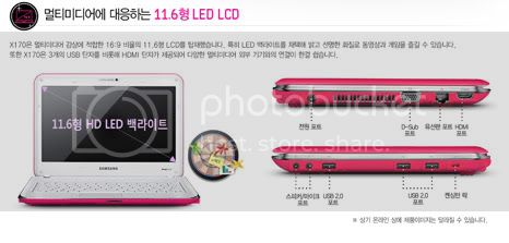 samsung x170 babip 3 Samsung NT X170 BABIP: Samsung Barbie notebook, special notebook for Barbie fans 