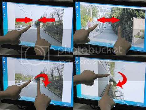 windows 7 multitouch Features of Windows Touch on Windows 7 with Multi Touch screen
